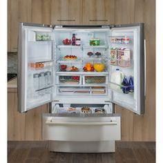 Products - Refrigerators - Freestanding Refrigerators - French Door Refrigerators - B21CL80SNS