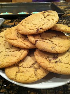 "Kelsea's Kitchen: ""Andes Mint"" Cookies"