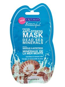 Travel size - Dead Sea Minerals Facial Anti-Stress Mask! #beauty #mask #facialmask