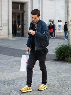 Nike Sneakers Men Fashion