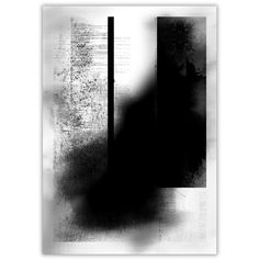 ERIC YEVAK - [INKJET ULTRA CHROME & SPRAY PAINT ON PAPER]
