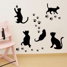 real-black-cat-wall-stickers-home-decor-living-room-diy-art-mural-decals-creative-vinyl-removable.jpg (750×750)