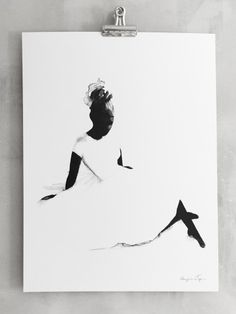 The ballerina- poster