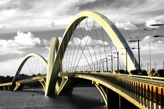 Ponte JK - Brasília, Brazil