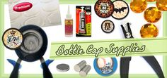 Bottle Cap Craft Supplies