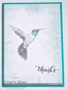 Card ideas for Picture Perfect from Stampin' Up! Tracy May
