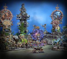 James Wappel Miniature Painting: Warhammer Fantasy Lizardmen