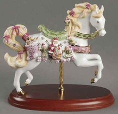 Lenox Carousel Horse - 2006 Christmas edition