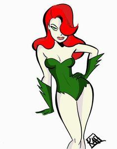 Bruce Timm: Poison Ivy