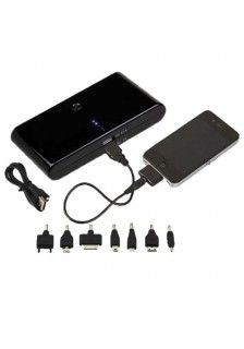 20000 mAh Portable Emergency Charger for Mobiles and MP3 Players