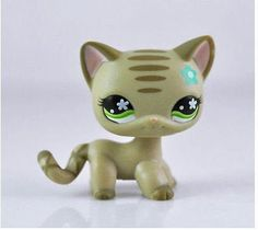 Five srars store Littlest Pet Shop Animal Pet Cat Collection Child Girl Boy Figure Toy Loose Cute + FREE GIFT