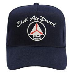 28a85ed3a27 Civil Air Patrol Auxiliary Ball Cap Uniform – Vanguard Civil Air Patrol