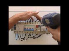 cuadro electrico para bomba de pozo trifasica, paso a paso1 - YouTube