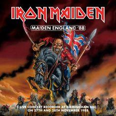 2013 Maiden England 88
