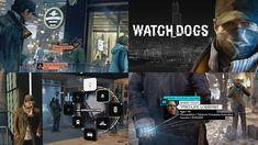 Watch Dogs - Hacking UI