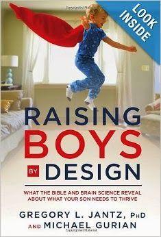 Raising Boys By Design, Book review by No Ordinary Sparrow