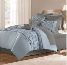 <3 can't wait to see how this bed set looks in my room!