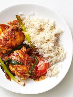 Baked Sweet-and-Sour Chicken recipe from Food Network Kitchen via Food Network