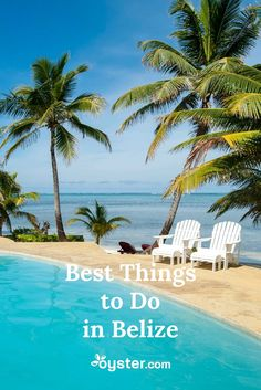 If you're looking to plan a trip to this Central American paradise and don't know where to start, check out our guide to a few of the best things to do in Belize. Belize Resorts, Belize Travel, Jamaica Vacation, Vacation Spots, Weather In Belize, Stuff To Do, Things To Do, New Zealand Travel, Philippines Travel