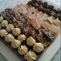Sweet platter I made for party