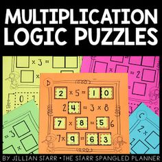 If you've ever taught multiplication, you know how hard it can be to help students build fluency with their facts. All of our students ...