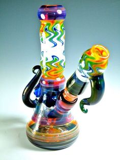 Colorful bong #Legalize https://www.facebook.com/tokesandnotes