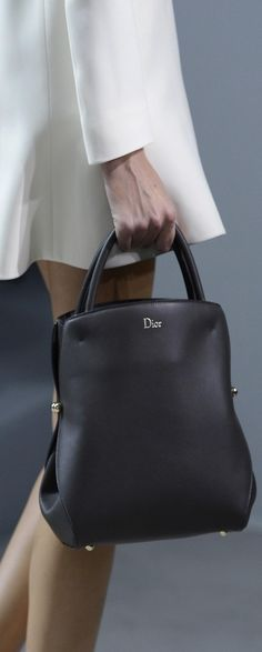 Dior ♥✤ Seguici diventa nostra fan ed entrerai nel mondo fantastico del Glamour  bags bag borse fashion chic luxury street style moda donna