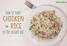 Chicken and Rice in a Hurry (Instant Pot Recipe)   Wellness Mama