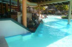 punta cana grand palladium palace swim up bar