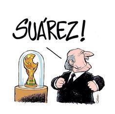 Suarez FIFA 2014
