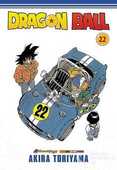 LIGA HQ - COMIC SHOP Dragon Ball #22 - Dragon Ball - Mangá PARA OS NOSSOS HERÓIS NÃO HÁ DISTÂNCIA!!!
