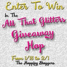 All That Glitters Giveaway Hop