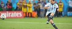 Semifinal (Argentina 0 (4) - Holanda 0 (2))
