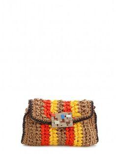 Missoni Crochet Bag <3