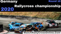 World Rx Of Germany 2018 Live Stream Sporting Live, All Over The World, Rally, Circuit, Germany, Racing, Sports, Running, Hs Sports