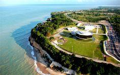 Joao Pessoa - Paraiba - Estação Ciência/ Farol Cabo Branco