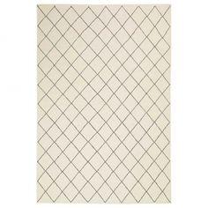 Tyylikäs Chattwal & Jonssonin Diamond -matto, joka on 80% villaa ja 20% puuvillaa.Saatavilla myösmittatilausksena, jolloin toimitusaika on 6-12 viikkoa. Lisätietoja zarro@zarro.fi