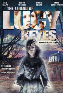 The Legend of Lucy Keyes - had a bit of suspense and scare to it. Oh, and clam bellies.