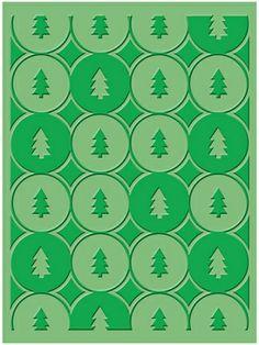 Cuttlebug Embossing Folder - Winter Trees,$4.99
