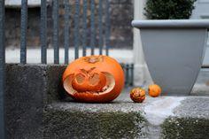 Halloween moment