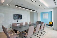 Elixirr Office by Oktra, London – UK » Retail Design Blog