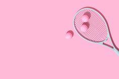 Palm Springs - Spot Of Tennis — Violet Tinder Studios Girls Dressing Room, Little Sport, Bedroom Wall Collage, Computer Wallpaper, Wallpaper Backgrounds, Tennis Fashion, Beauty Illustration, Tennis Racket, Wta Tennis