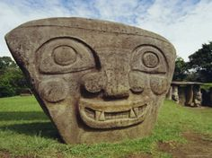 San Agustine Archaeological Park, Colombia, South America