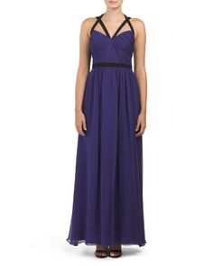 Silk+Double+Strap+Bodice+Gown