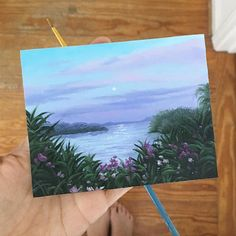 cute paintings Moving is tough! My sister just moved out of our house and my fiance and I are hyper cleaning this weekend in prep for our move out soon Small Canvas Paintings, Small Canvas Art, Mini Canvas Art, Acrylic Painting Canvas, Diy Painting, Painting & Drawing, Acrylic Art, Wow Art, Aesthetic Art