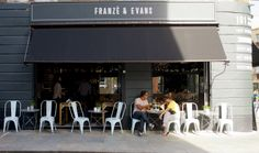 Franze and Evans | London