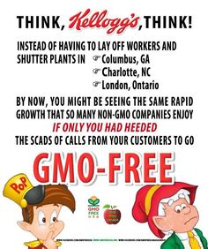 . Your Right To Know What You Eat Ended When You Said Nothing To Stop The Spread Of GMO Crops. Just Remember What DDT Has Done Which Is Nothing Compared To GMO'S