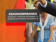 #SavingMrBanks  Coming soon!