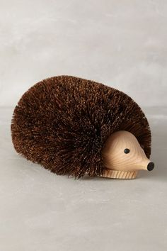 Hedgehog Shoe Cleaner - anthropologie.com