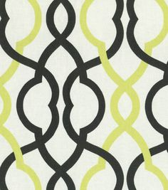 Waverly Home Decor Print Fabric Make Waves Domino, , hi-res